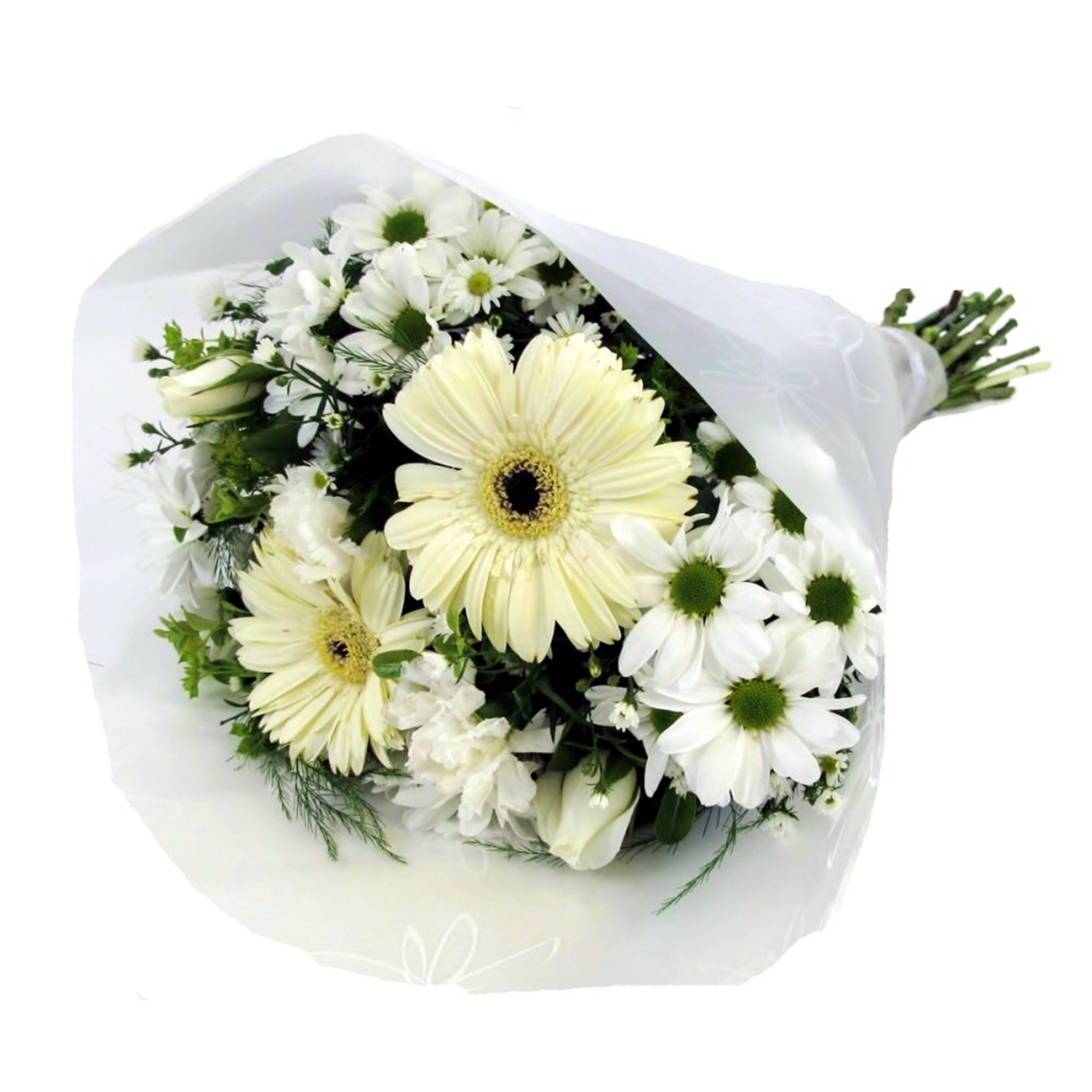 Mixed Bunches – White