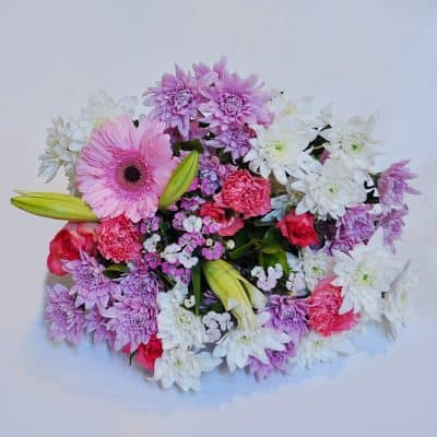 Mixed Bunches – Pink