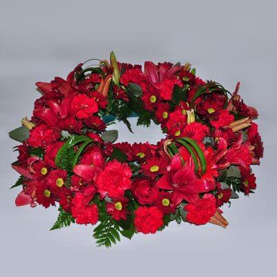 Wreath – Round