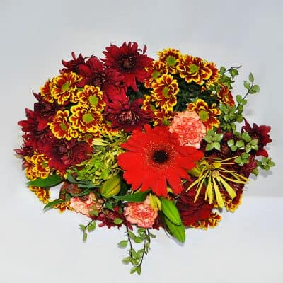 Mixed Bunches – Red