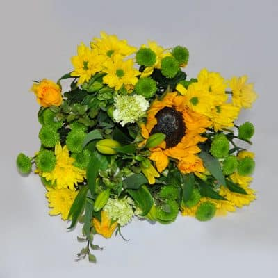 Mixed Bunches – Yellow
