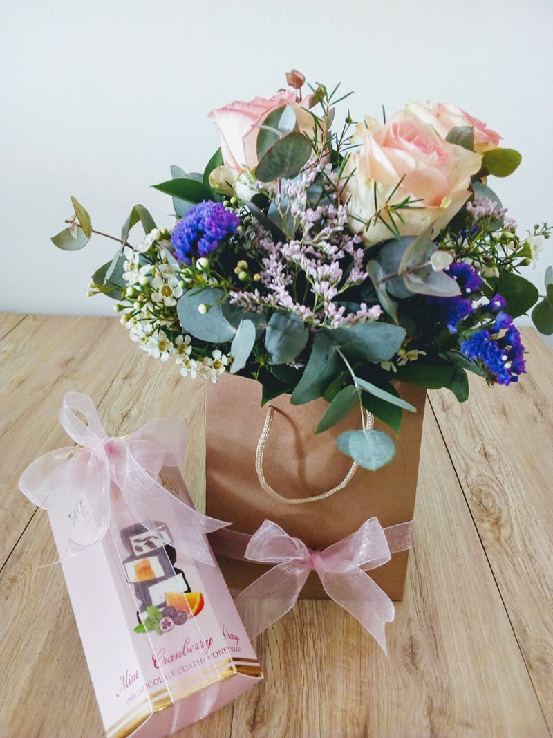 GIFT SPOILS – FLOWER BAG