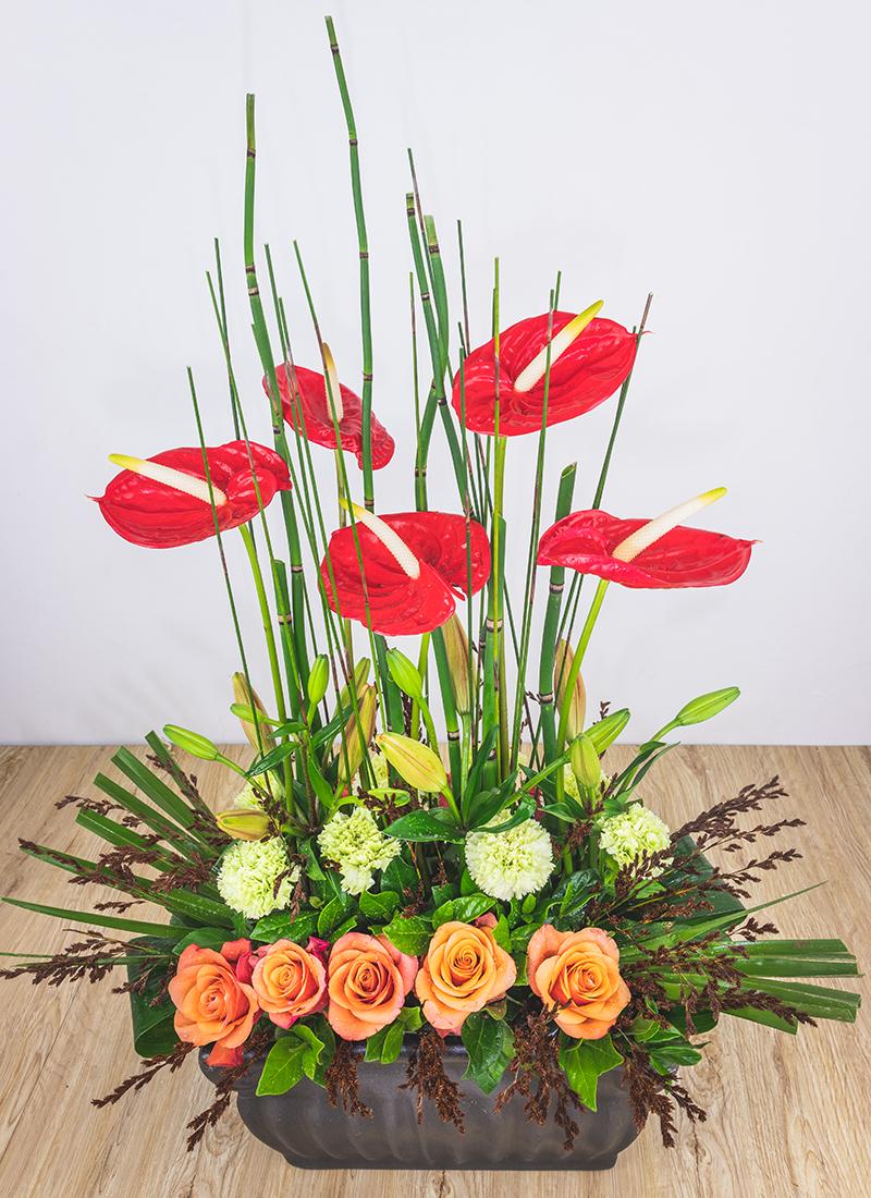 Corporate Office Flowers 3