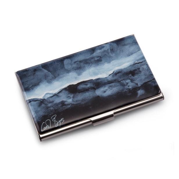 BUSINESS CARD CASE – SEA N SKY