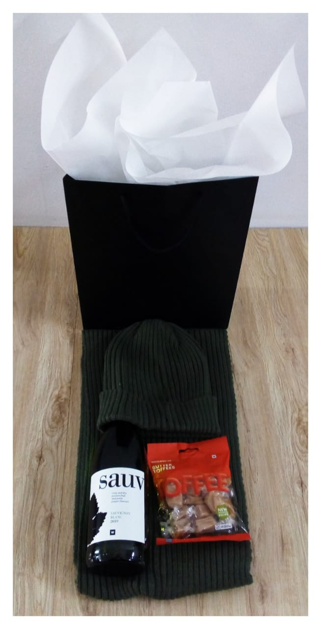 Green Scarf Gift
