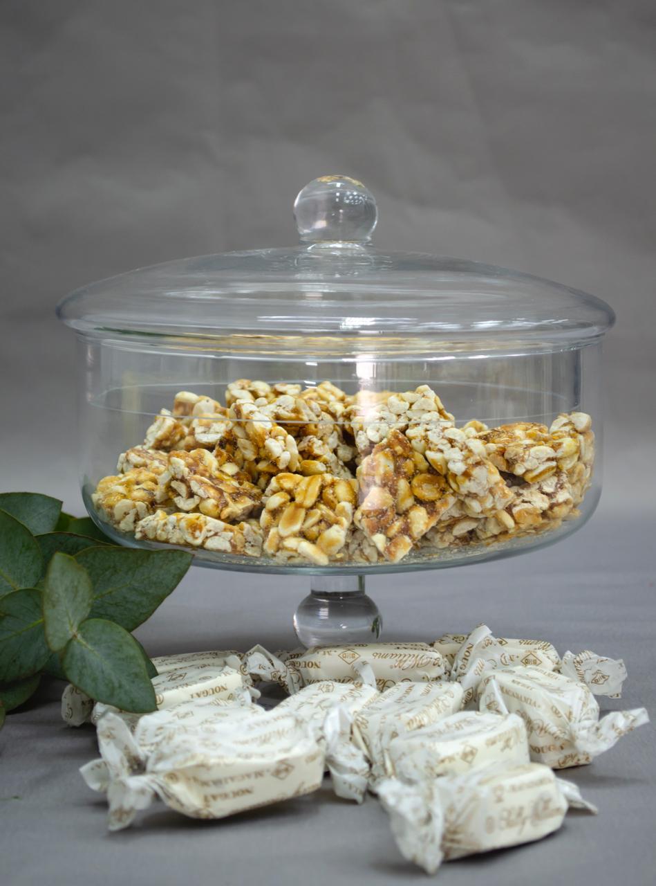 Nougat/Nut Bowl