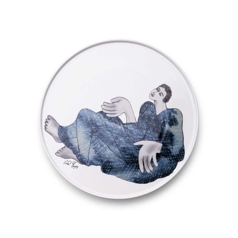 Indigo Girls Platter 28cm